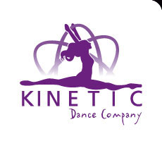 Kinetic Dance Company logo